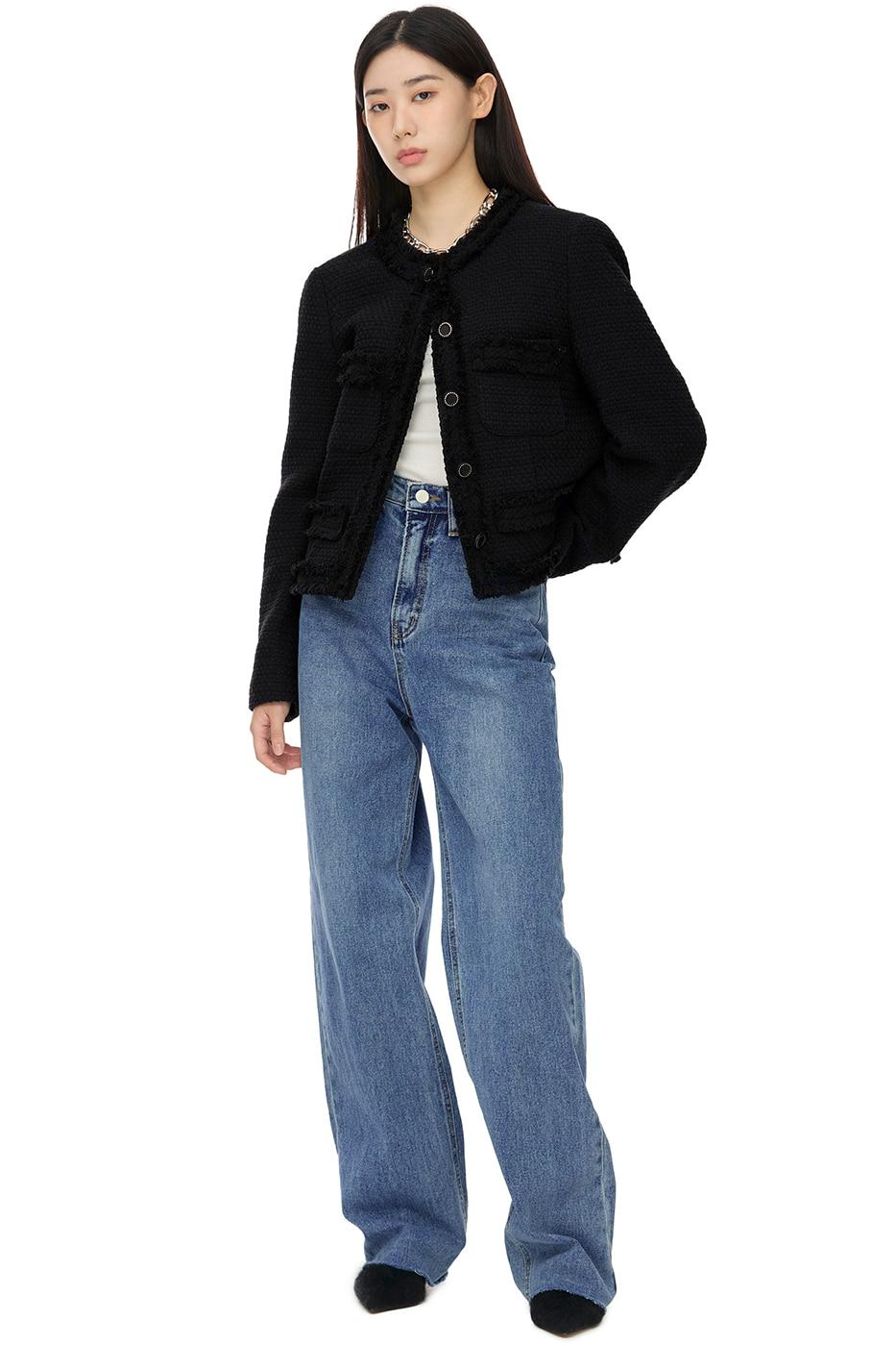 Daily Slim Modal Round Neck T-Shirt