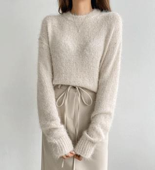 Basic Latte Knitwear #109233