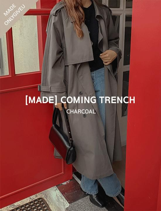 cumming trench coat