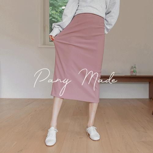 Jelly H-line skirt (S-XL size)