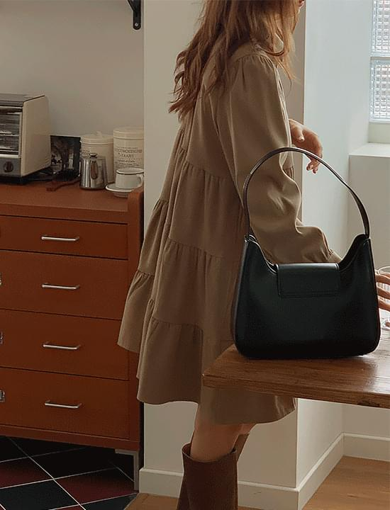 Notti Cancan Dress(beige)