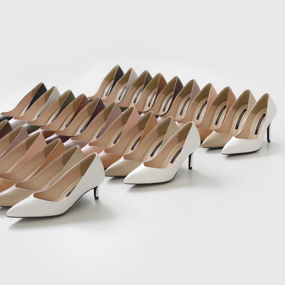 Marilyn Basic Stiletto Heel
