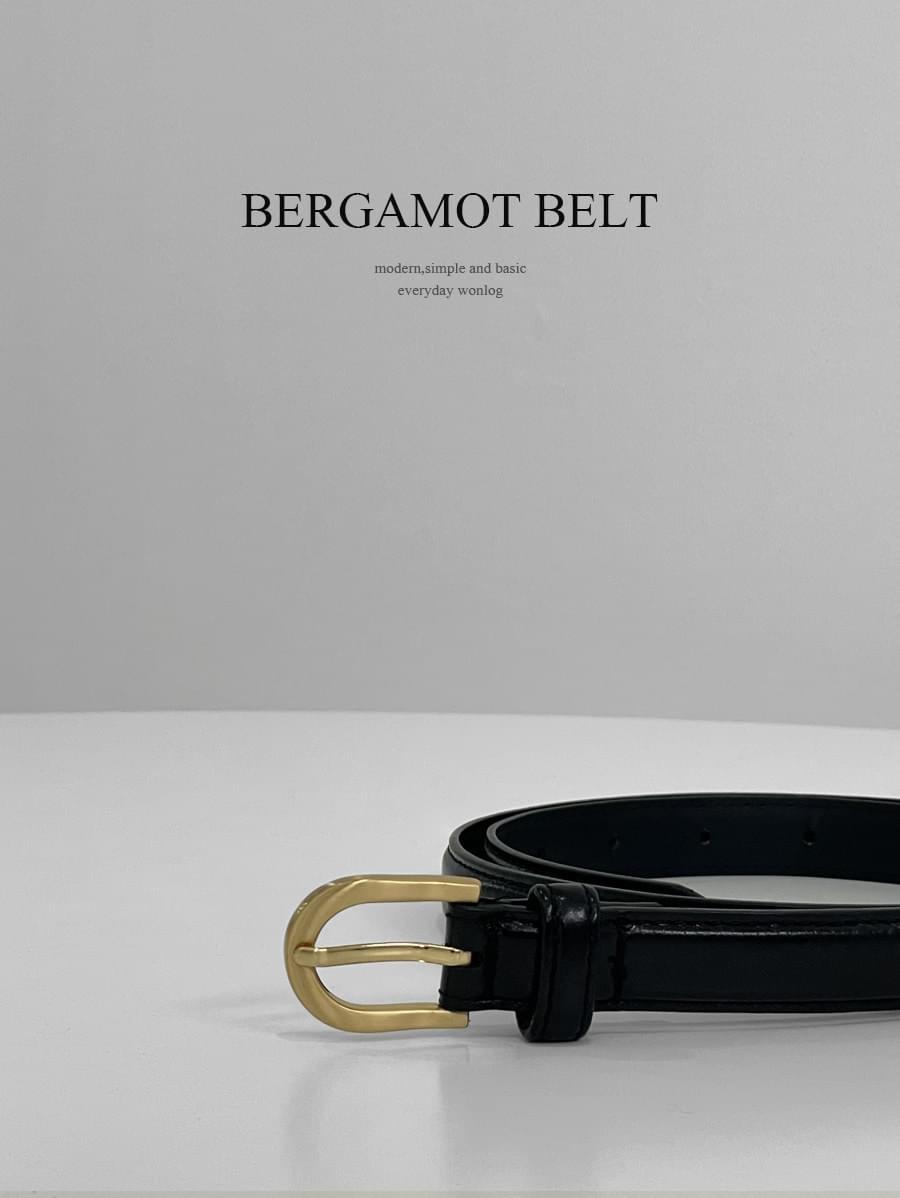 Bergamot Belt