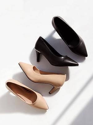 Beautiful stiletto high heels 7cm
