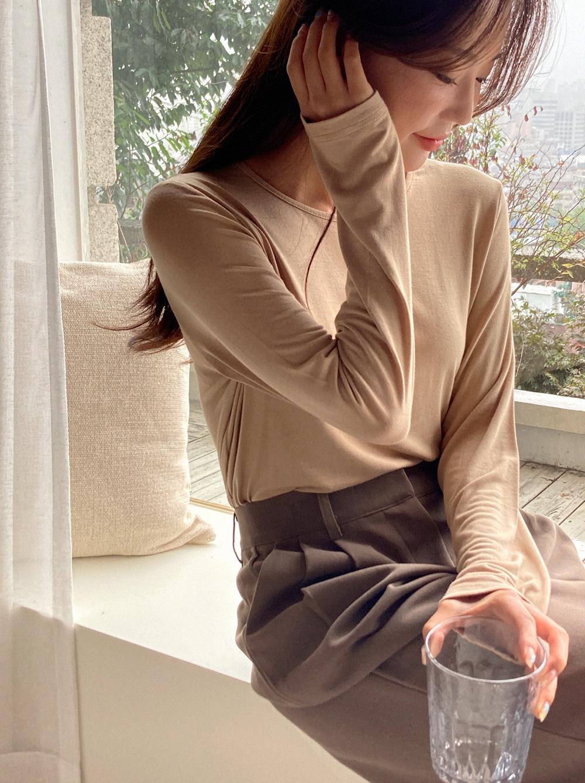 Silky Rayon Round Tea