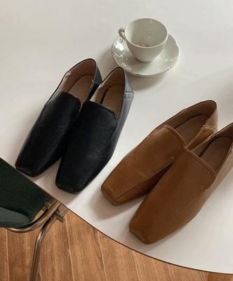 Ebiner leather loafers