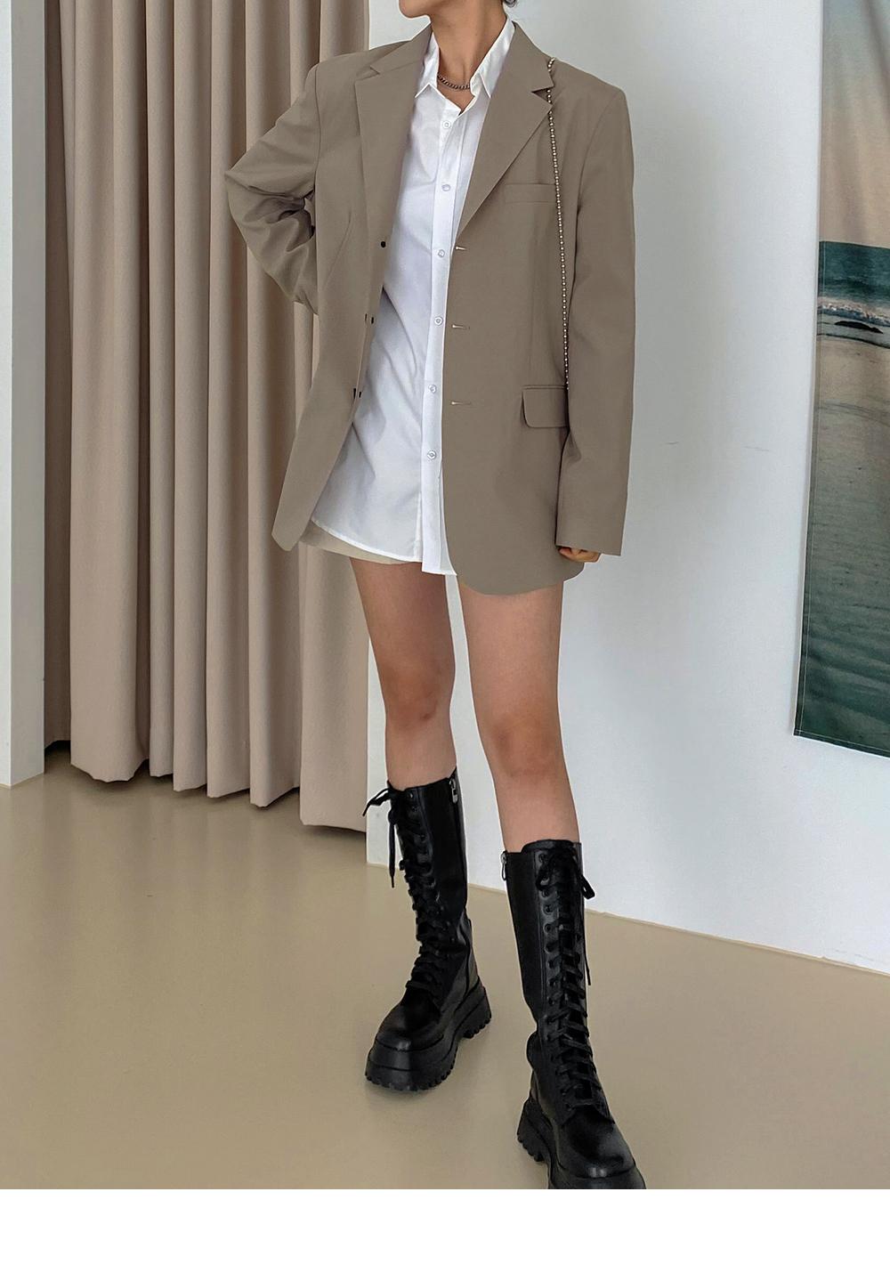 Muval Standard Overfit Jacket