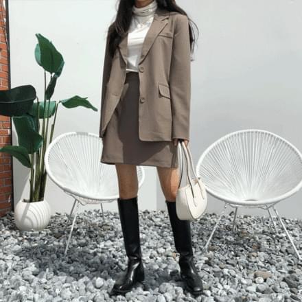 Urban Jacket + Skirt Set