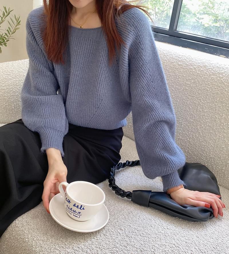 Cozy Square Knitwear