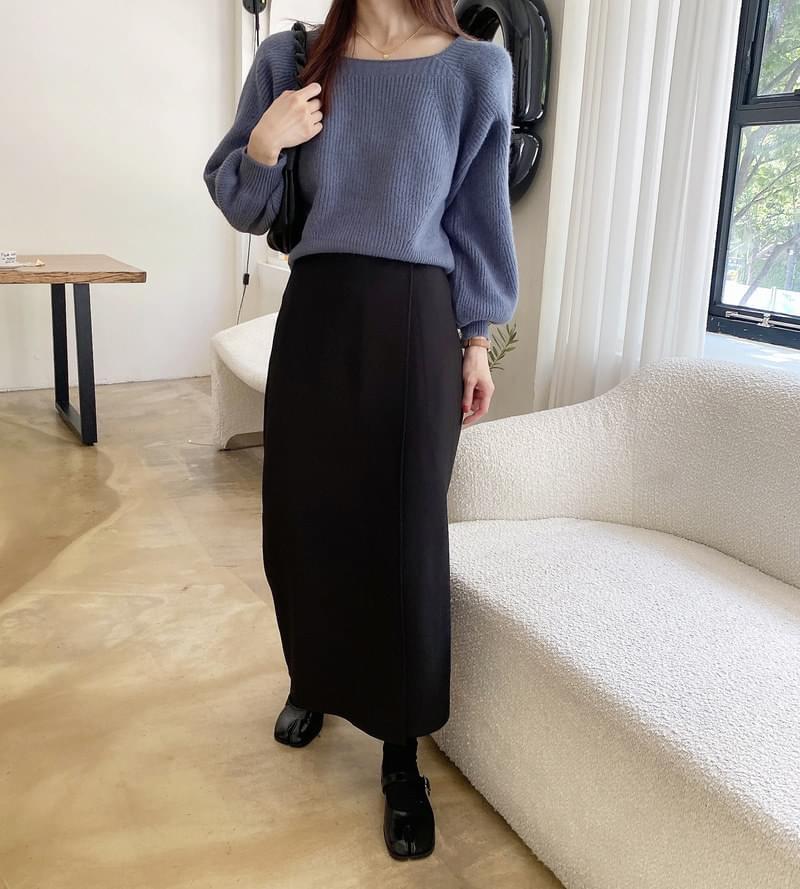 dono wrap skirt