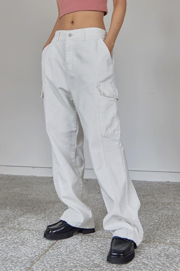 From Stitch Cargo Pants