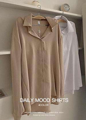 Mubring collar neck daily blouse