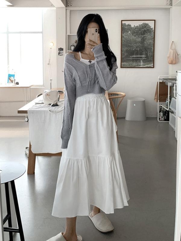 Rendezvous Long Skirt