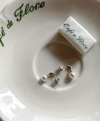 Heino Pearl Earrings