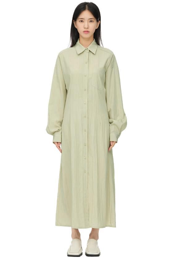 Ali Shirt Long Dress