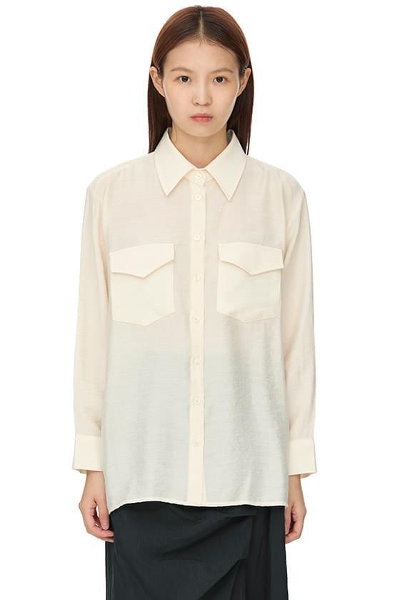 Bermuda pocket shirt