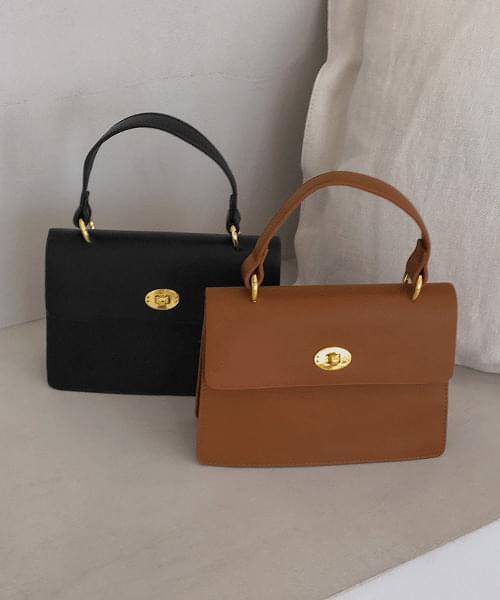 Venice Square Buckle Mini Shoulder Bag Bag