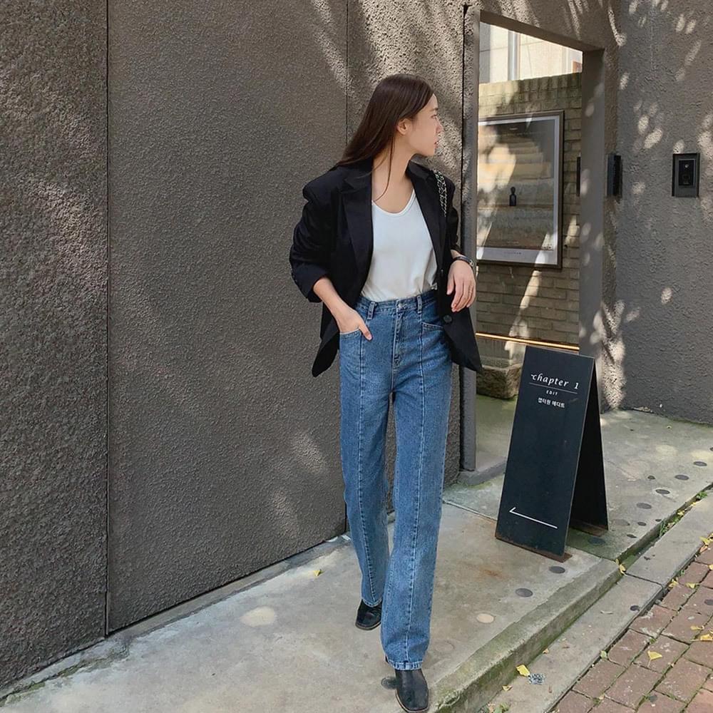 Line Denim 牛仔褲