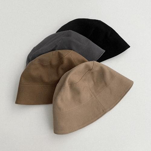 Cozy Daily Bucket Hat