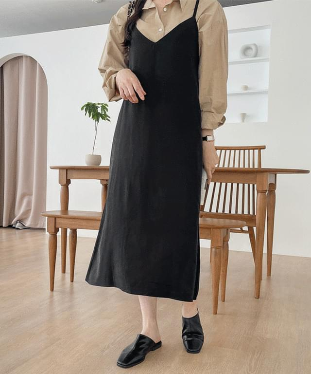 Big Size 55-99 Doria Bustier Long Dress