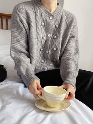 Bird Pom Pom Knitwear