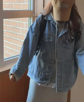 Lato Cotton Denim Jacket