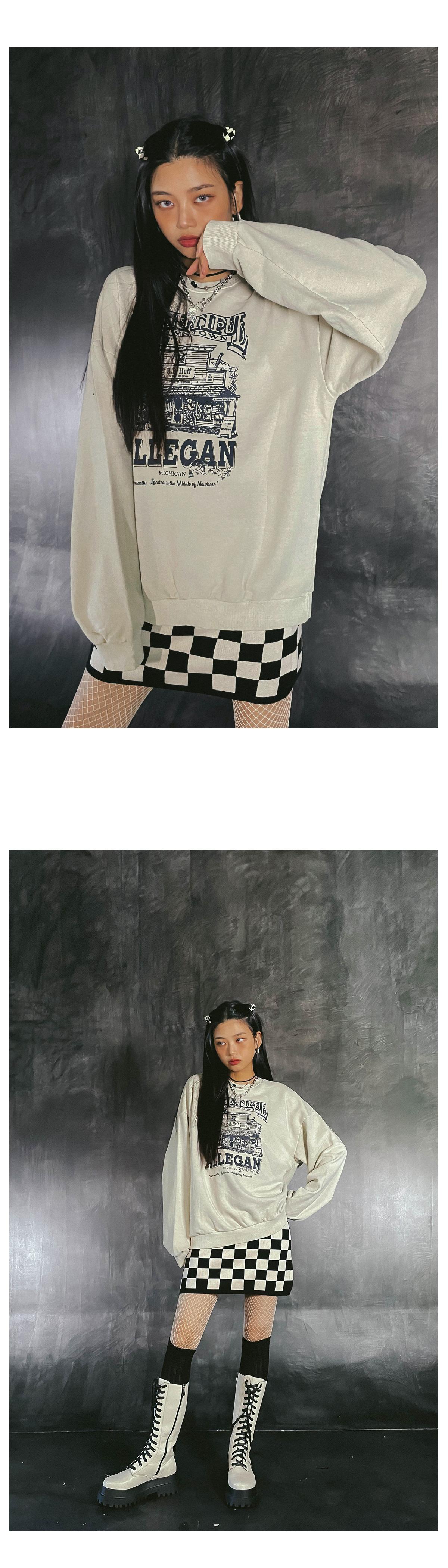 Pigment Cumin Sweatshirt