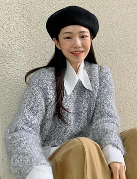 Palette wool 100 beret