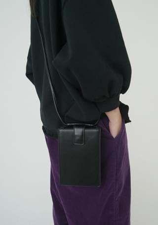 compact square cross bag