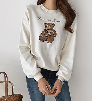 Twin Bear Sweatshirt # 109248