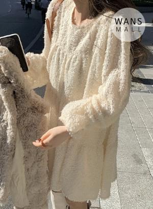 op6287 poky cancan mini Dress