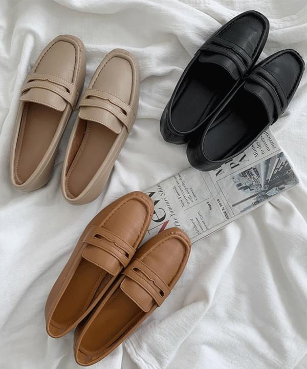 Peacock Classic Loafers