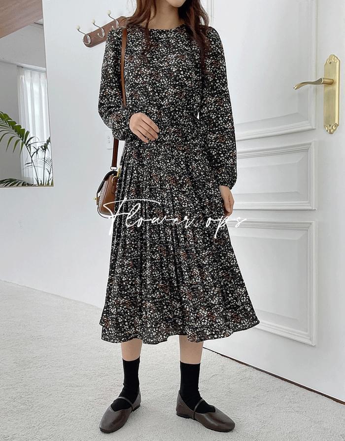 Helen pleated Dress