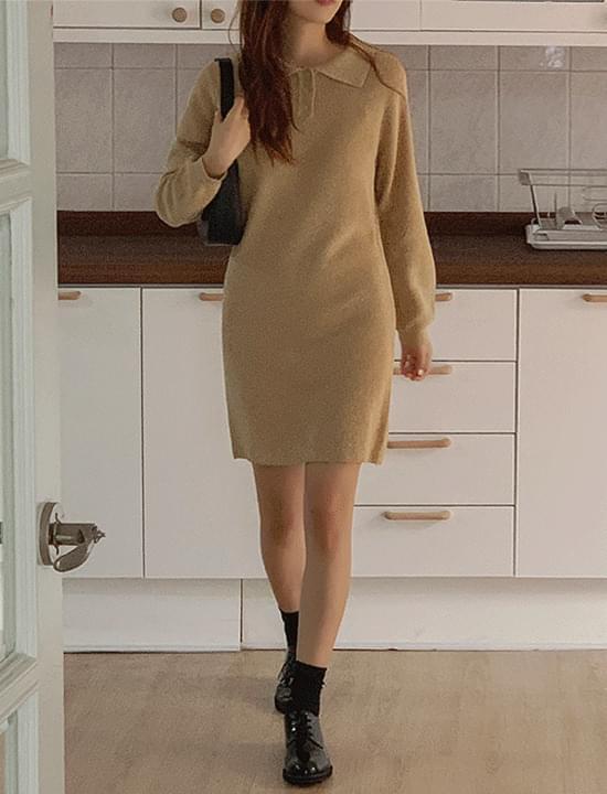 Slow Knitwear Mini Dress
