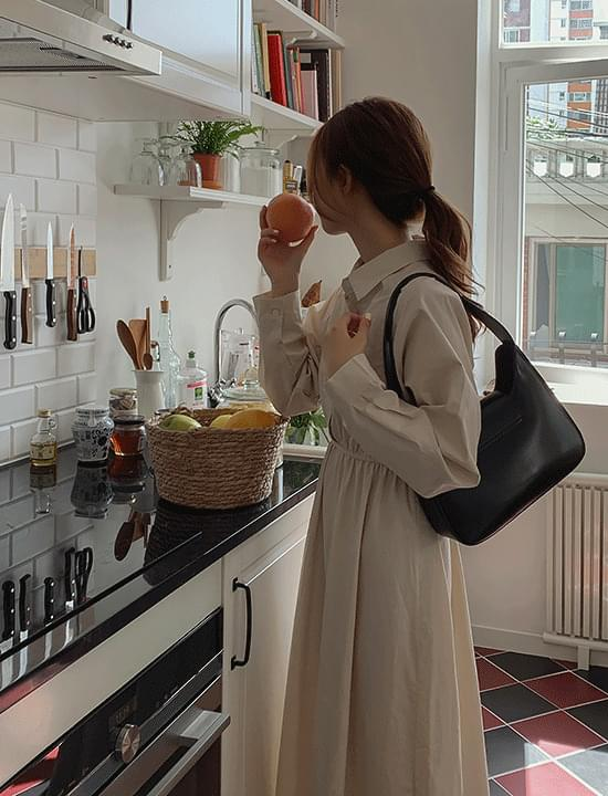 French Autumn Dress