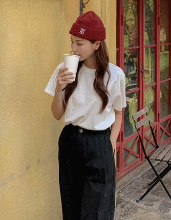 Vintage Faded Autumn Short Sleeve Tee