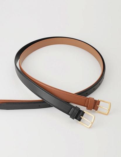 leaden square belt