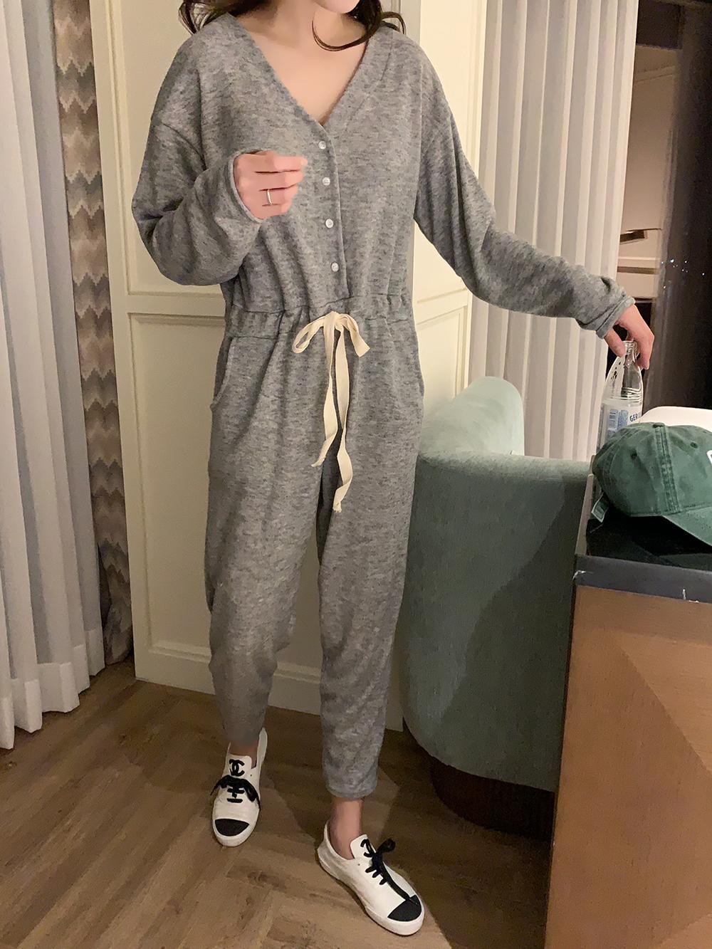 Uno Knit Jumpsuit