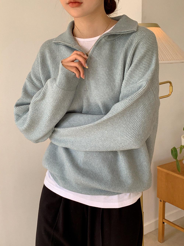 apollo wool zip up