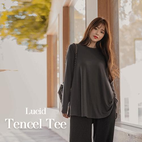 Lucid Tencel Hull T-shirt