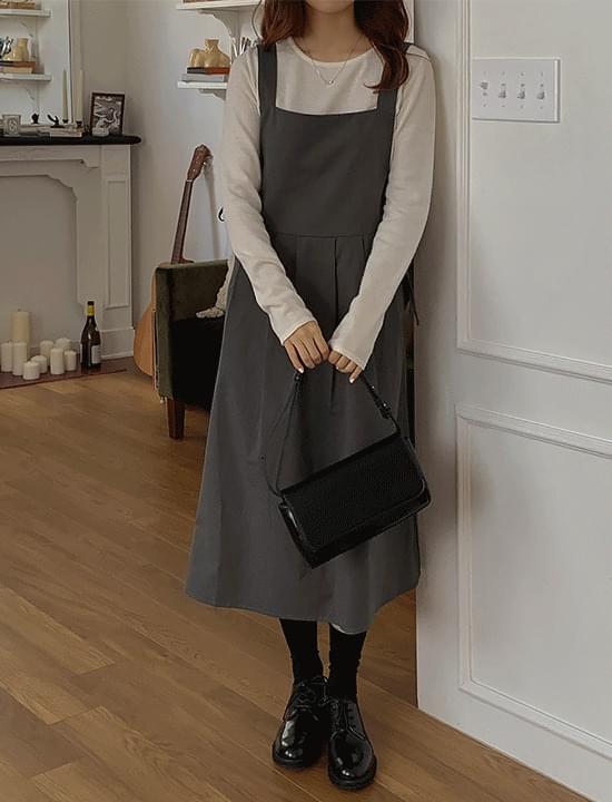 Jenny Ribbon Bustier Dress