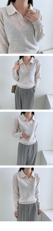 Delicate Imkara Knitwear