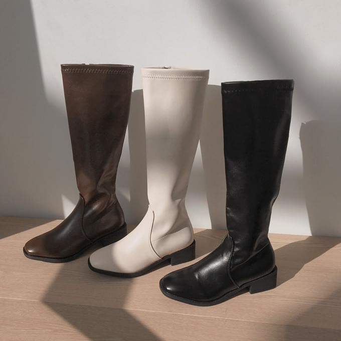 Trendy high long boots shoes 靴子
