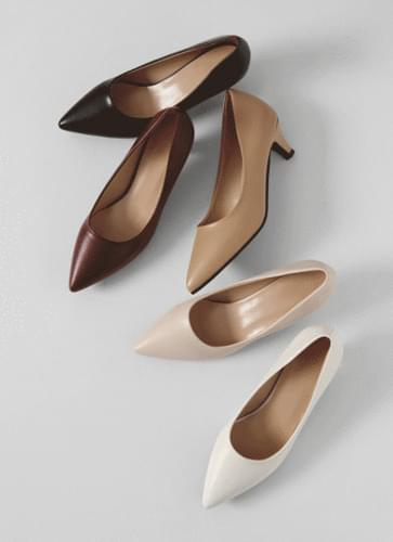 Milan Basic Stiletto Heel