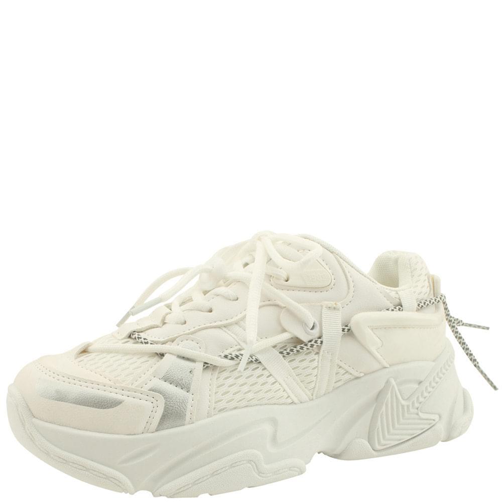 Rope Strap Cushioning Ugly Shoes White