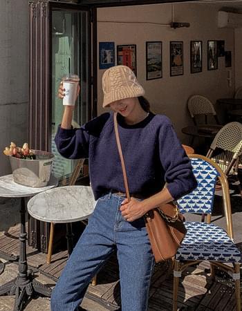 Winter Do Tom Crop Nagrand Knitwear