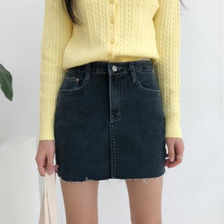 Heidi Denim Skirt
