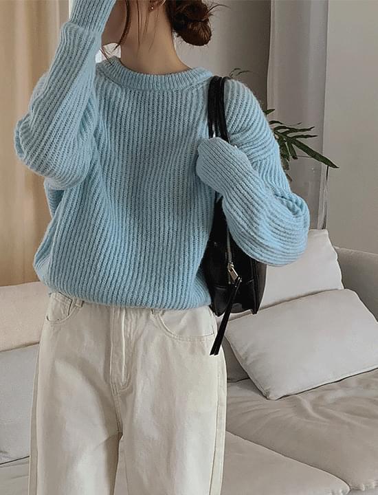 Selto Warmer Round Knitwear