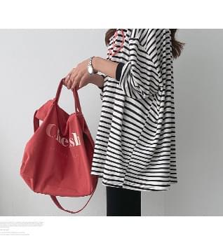 Lettering Big Eco Bag #86677
