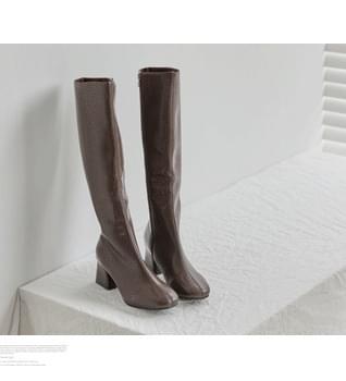 Square Toe Boots #86656